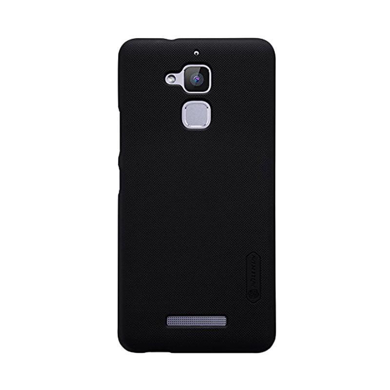 Nillkin Original Super Shield Hardcase Casing for Asus Zenfone 3 Max 5.2 Inch - Black [1 mm]
