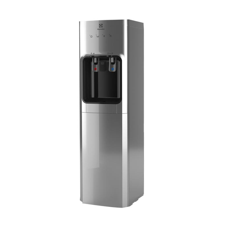Electrolux EQBXF00BXSI Dispenser Air - Silver [Galon Bawah]