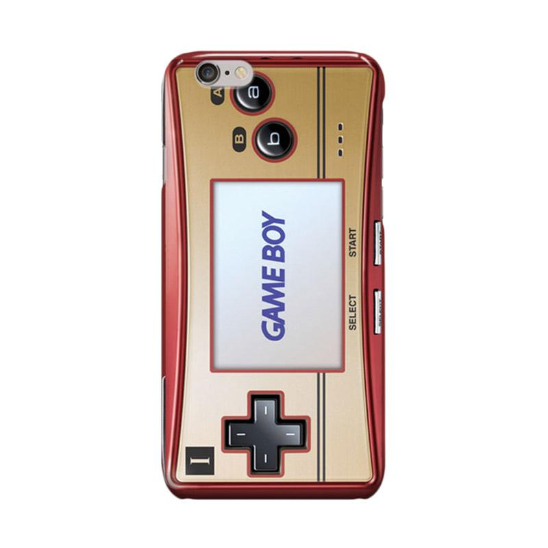 Indocustomcase Game Boy Cover Casing for Apple Iphone 6 Plus or 6S Plus