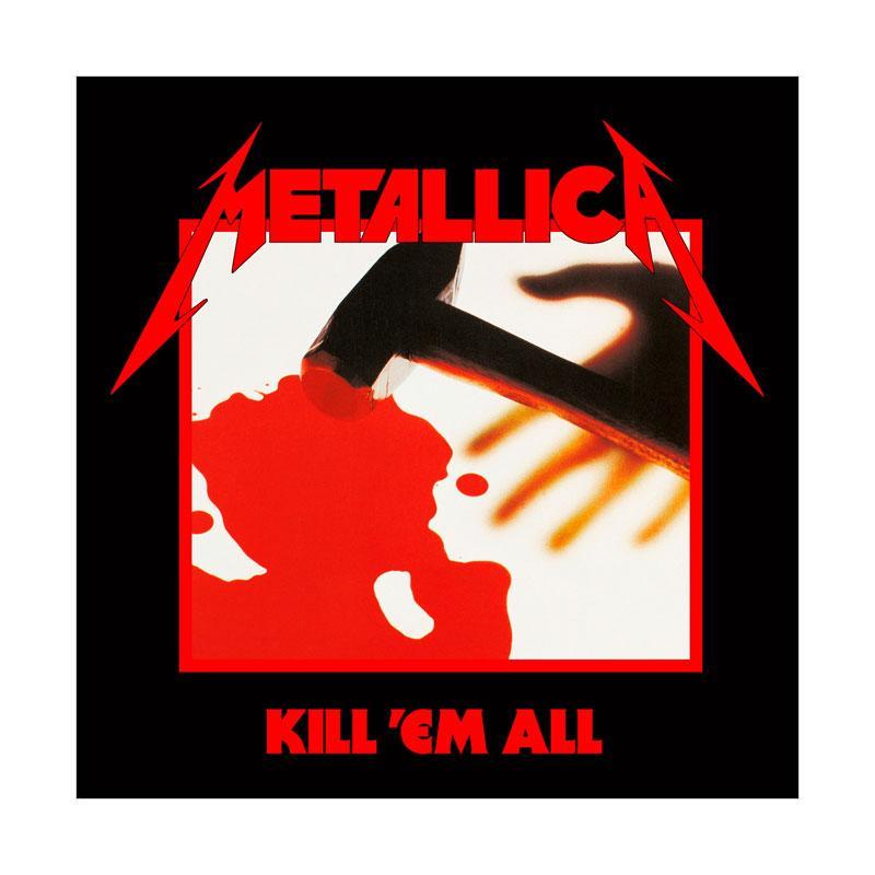 Universal Music Indonesia Metallica Kill Em All (Remastered 2016) CD Music