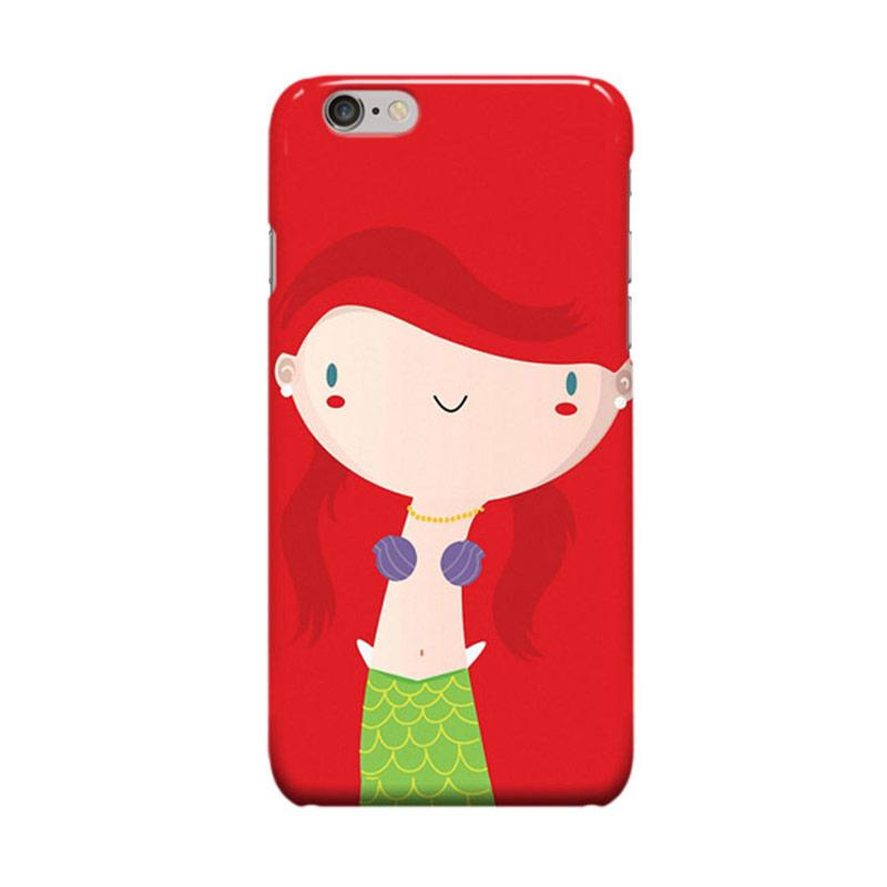 Indocustomcase Little Girls Casing for Apple iPhone 6 Plus or 6S Plus