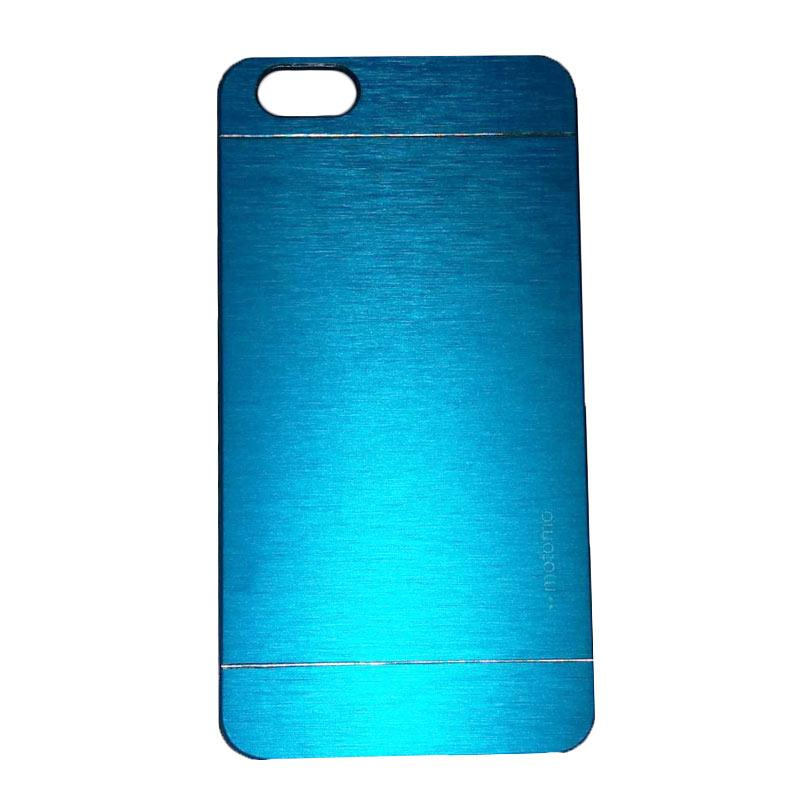 Motomo Metal Hardcase Backcase Casing for Huawei Honor 4X/Gplay/Huawei 4X - Sky Blue