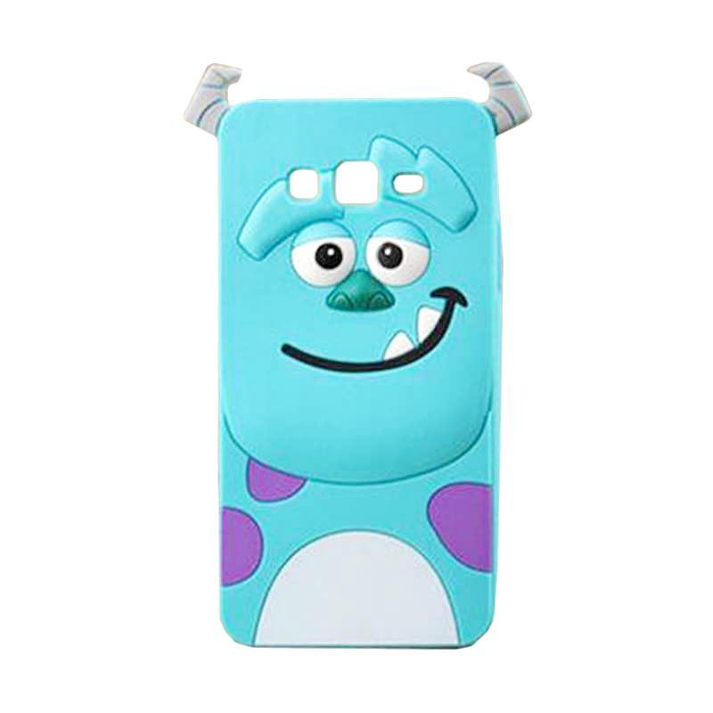 harga Case Silicon 3D Kartun Karakter Sulley Softcase Casing for Samsung Galaxy J1 Ace J110 Blibli.com