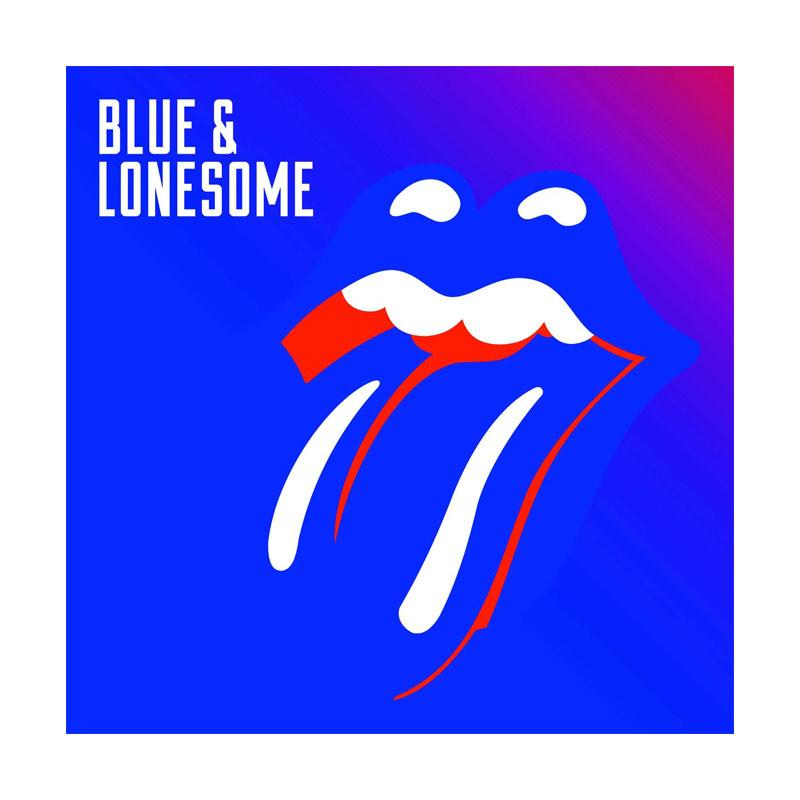 Universal Music Indonesia Rolling Stones - Blue & Lonesome CD Musik