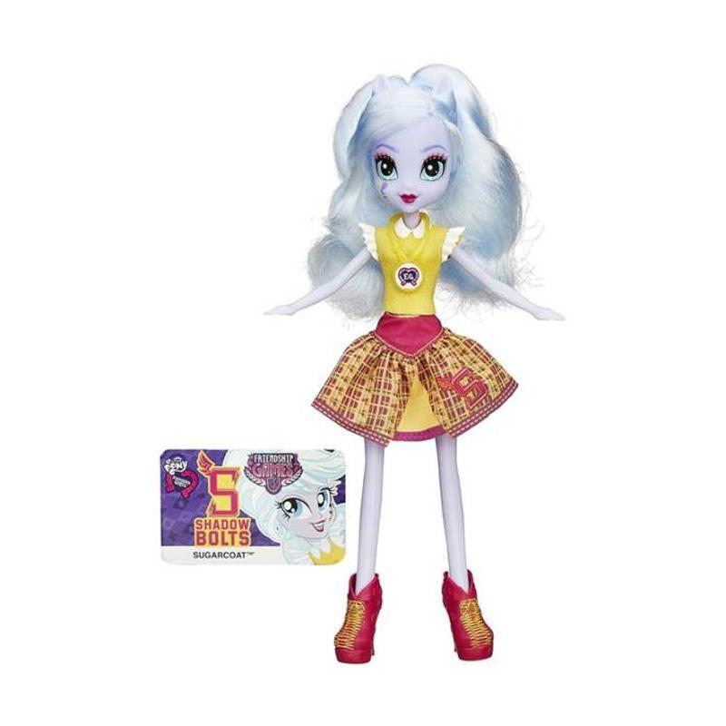 harga My Little Pony Equestria Girls Sugarcoat Friendship Games Doll Original Item Blibli.com