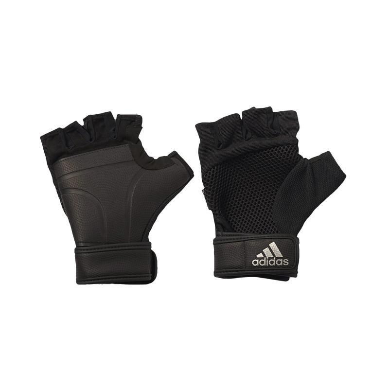 adidas Originals Men Climacool PRF Gloves Sarung Tangan Fitness - Black S99614