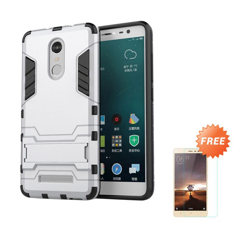 Jual Case Shield Armor Kickstand Series Casing For Xiaomi Redmi Note 3 Pro