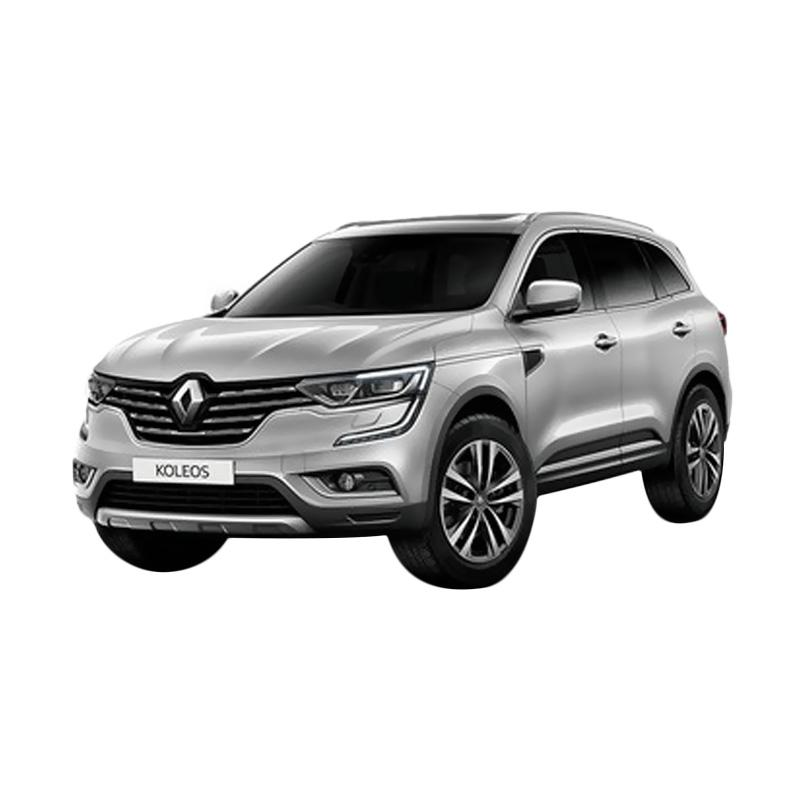harga INDENT - Renault New Koleos 2.5 X-Tronic With Panoramic Sunroof A-T Mobil - Ultra Silver Blibli.com