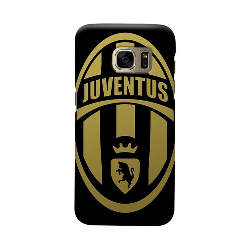Indocustomcase Juventus FC JFC06 Cover Casing for Samsung Galaxy S6