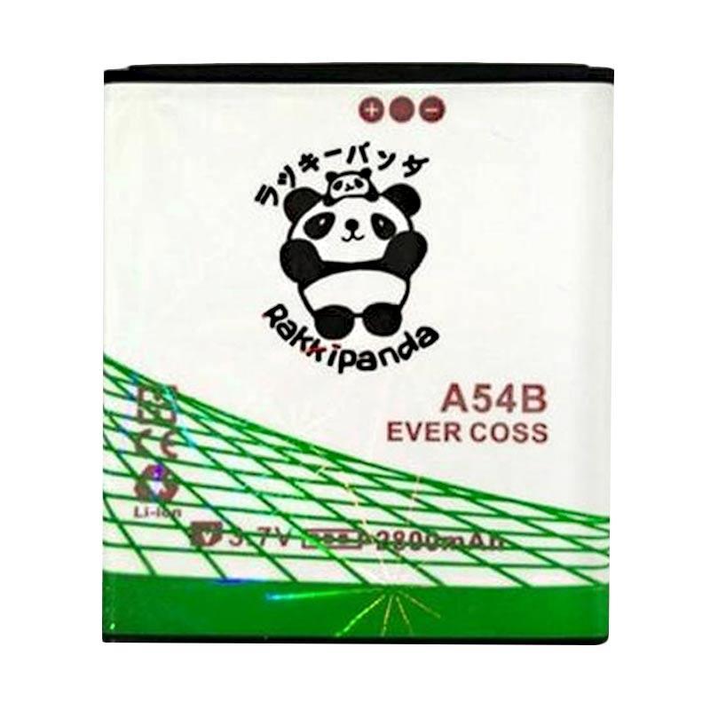 harga BATTERY BATERAI DOUBLE POWER DOUBLE IC RAKKIPANDA EVERCOSS CROSS A54B JUMP T 2800mAh Blibli.com