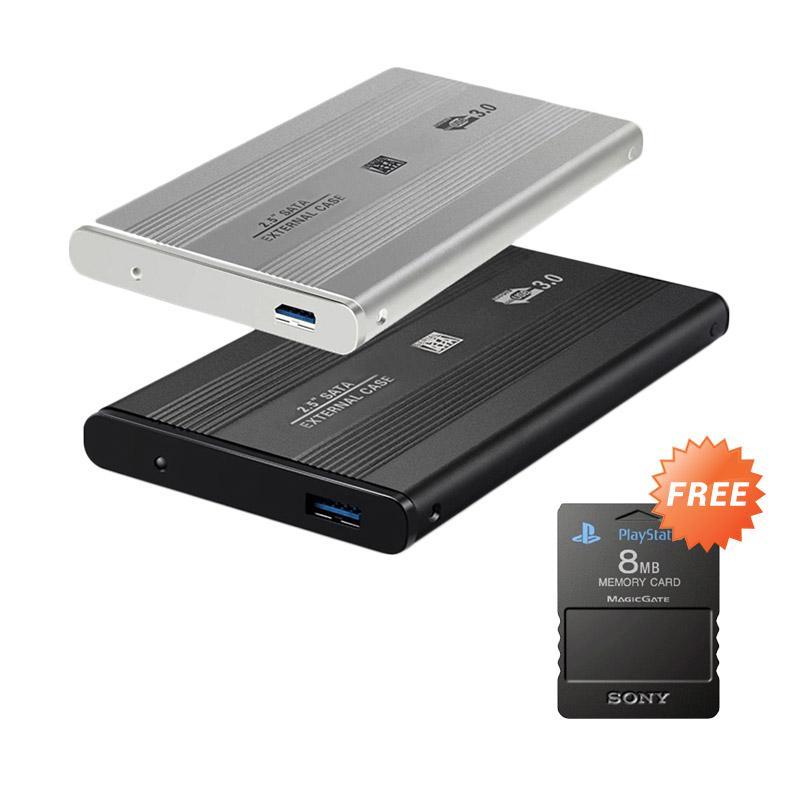 ... harga SATA Harddisk Eksternal for PS2 40 GB Support All Fat Series Playstation 2