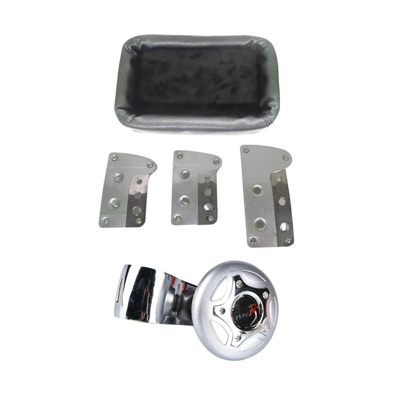 1PRICE Paket Easy Driving - A53087 Driving + A53156A Cover Pedal + A83029 Multi Pocket