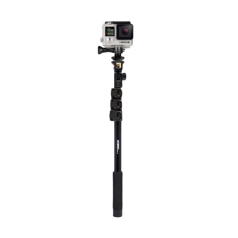 Attanta SMP-22A Yunteng Killer Monopod for GoPro/Xiaomi Yi/BRICA - Hitam