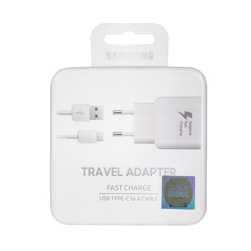 Charger Samsung Type C- White
