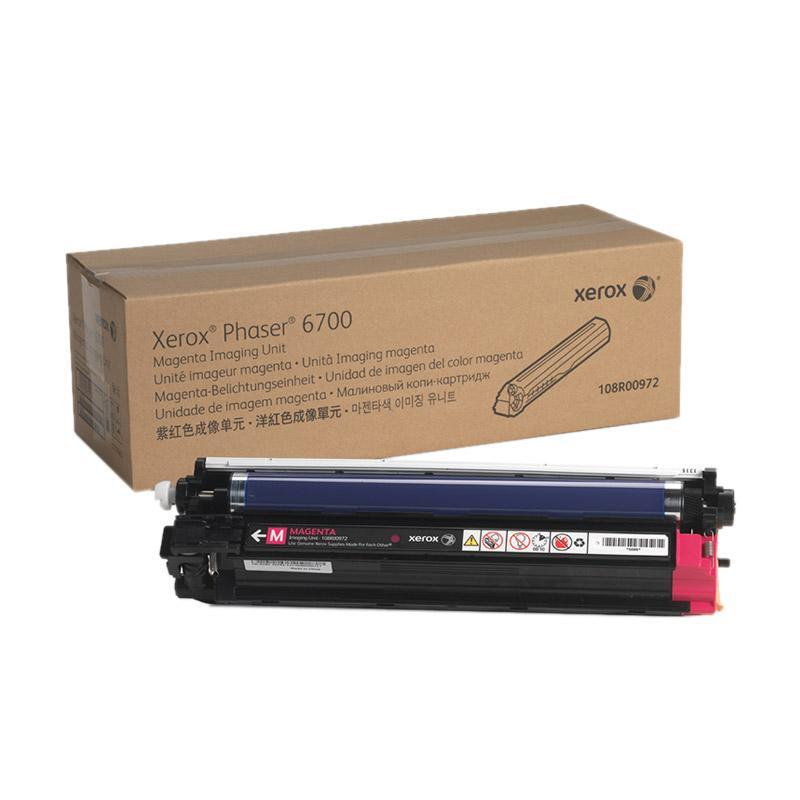 Fuji Xerox 108R00972 Toner for Printer Docuprint Phaser 6700 - Magenta [50000 Halaman]
