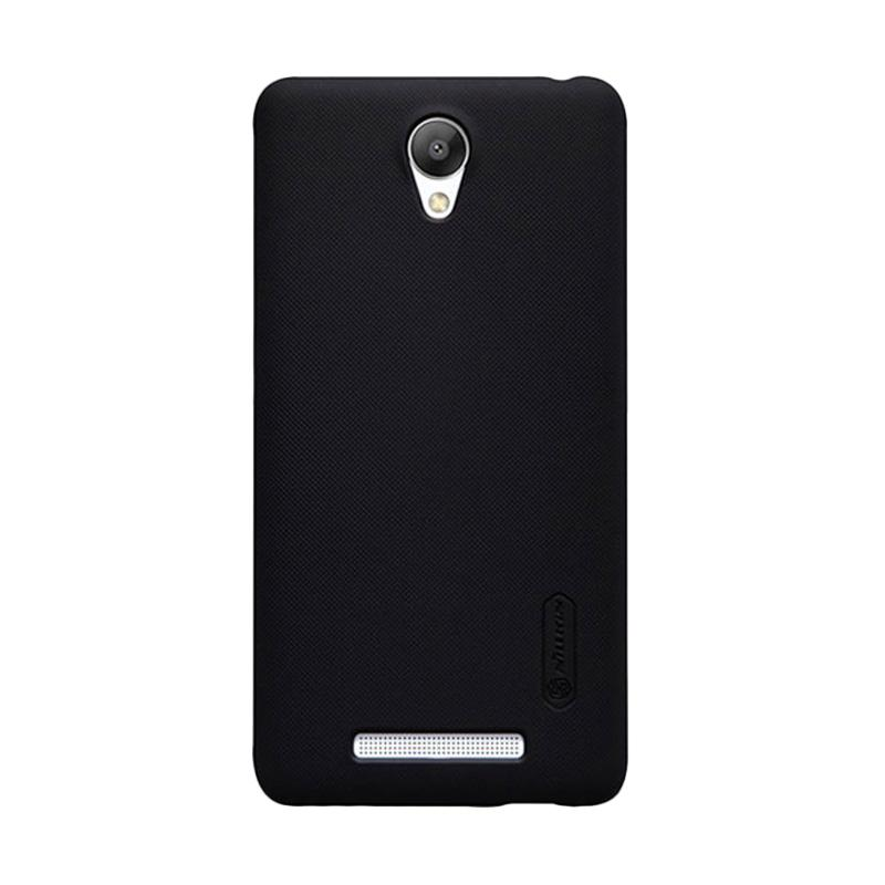 Nillkin Super Shield Original Hardcase Casing for Xiaomi Redmi Note 2 Prime - Black [1mm]