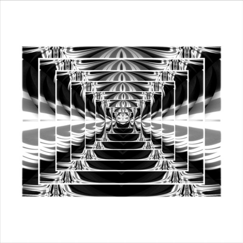 mirror 40 x 60. let\u0027s talk canvas abstract illusion mirror lukisan digital [40 x 60 40 r