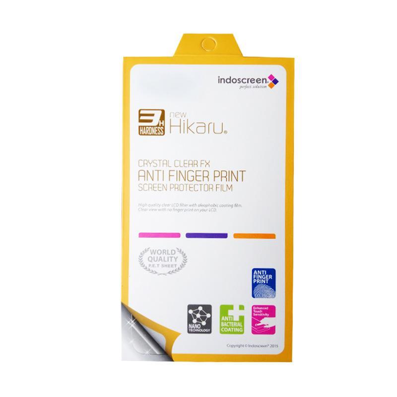 Hikaru Anti Finger Print Screen Protector for Xiaomi Redmi Note Pro Bamboo - Clear