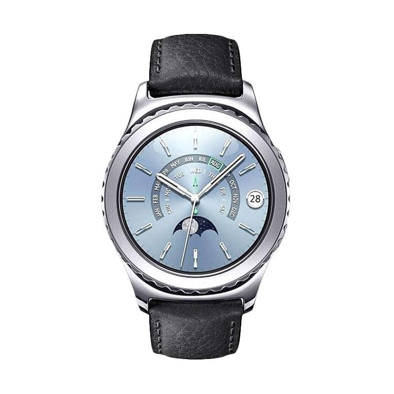 Samsung Gear S2 Classic SM-R732 Platinum Smartwatch - White Gold