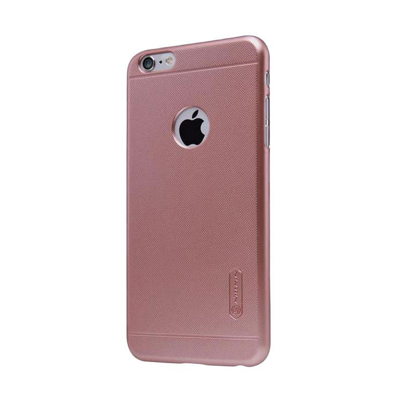 Nillkin Super Shield Original Hardcase Casing for iPhone 6 or iPhone 6S - Rose Gold [1 mm]
