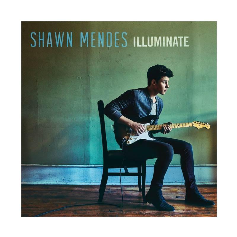 Universal Music Indonesia Shawn Mendes Illuminate CD Musik