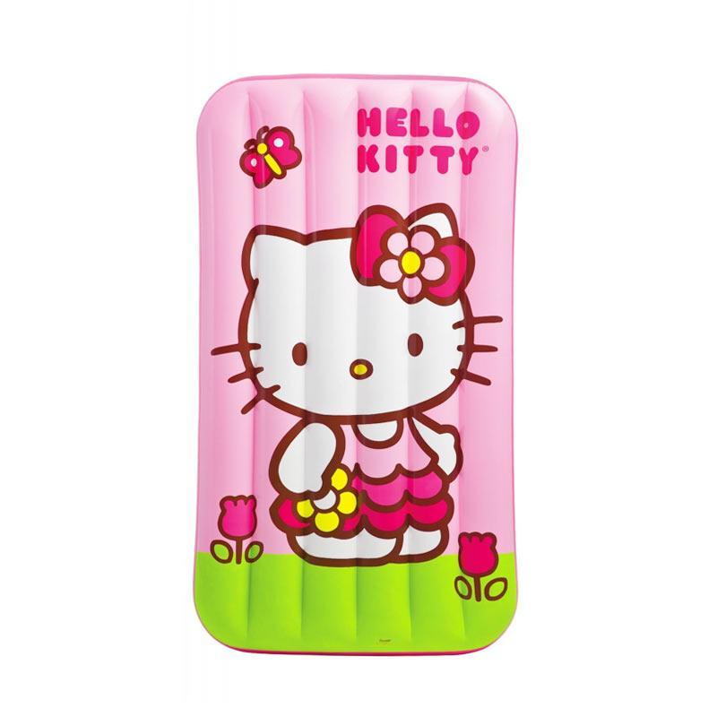 harga Sportsite Intex Inflatable Air Bed Hello Kitty Matras Kasur Angin Anak - Pink Blibli.com