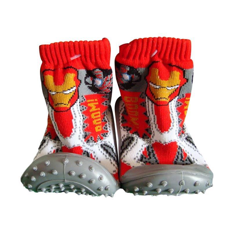 harga Cutemiel Skidder Rubber High Character Iron Man 2 in Avengers Sepatu Anak Perempuan Blibli.com