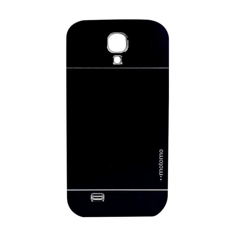 harga Motomo Metal Aluminium Hardcase Casing for Samsung Galaxy S4 I9500 - Gold Blibli.com