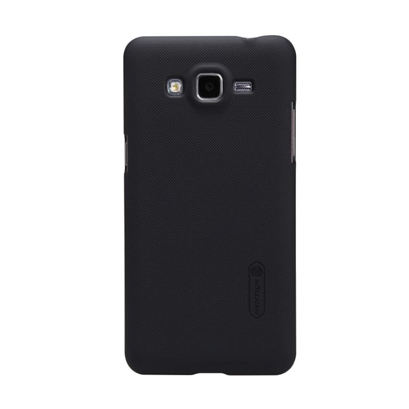 Nillkin Original Super Shield Hardcase Casing for Samsung Galaxy Grand Max - Black [1 mm]