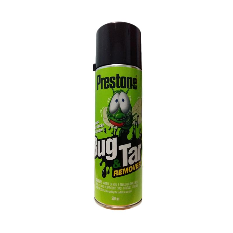 Prestone Bug & Tar Remover Foam Pembersih Eksterior Mobil & Motor [500 mL]