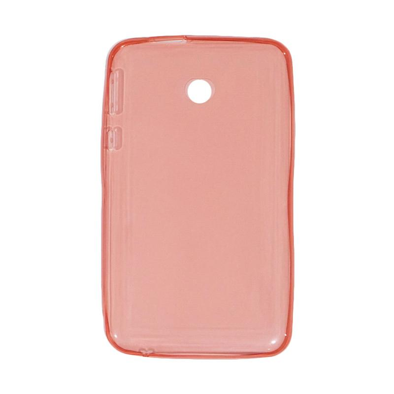 VR UltraThin Silicone Jellycase Softcase Casing for Asus Fonepad FE170CG Ukuran 7.0 Inch - Red