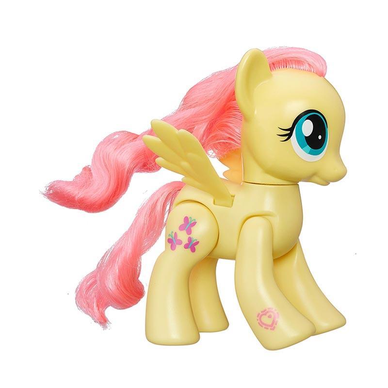 harga My Little Pony B7294 Explore Equestria Friends 6-inch Fluttershy Action Figure Blibli.com