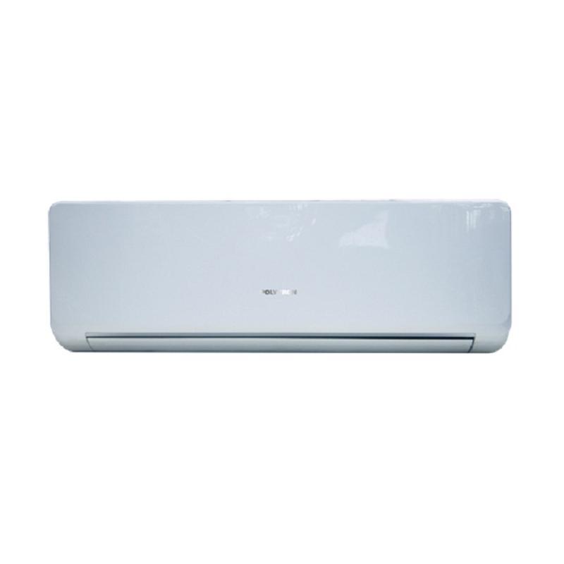 harga POLYTRON Aurora Deluxe PAC-12VE Standard AC Split - Putih [1.5 PK]