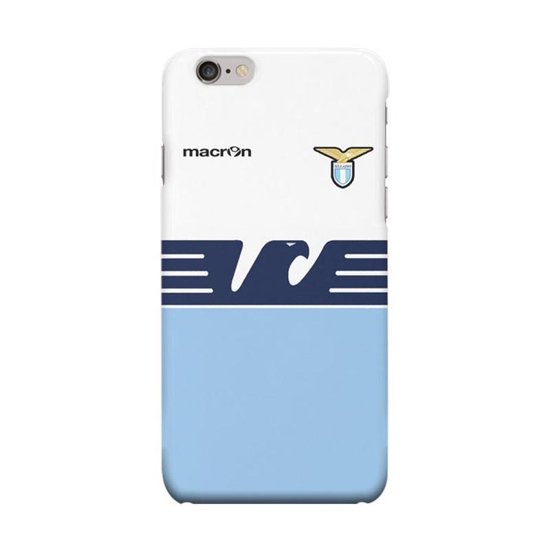 Indocustomcase SS Lazio FC Cover Casing for Apple iPhone 6 Plus or 6S Plus