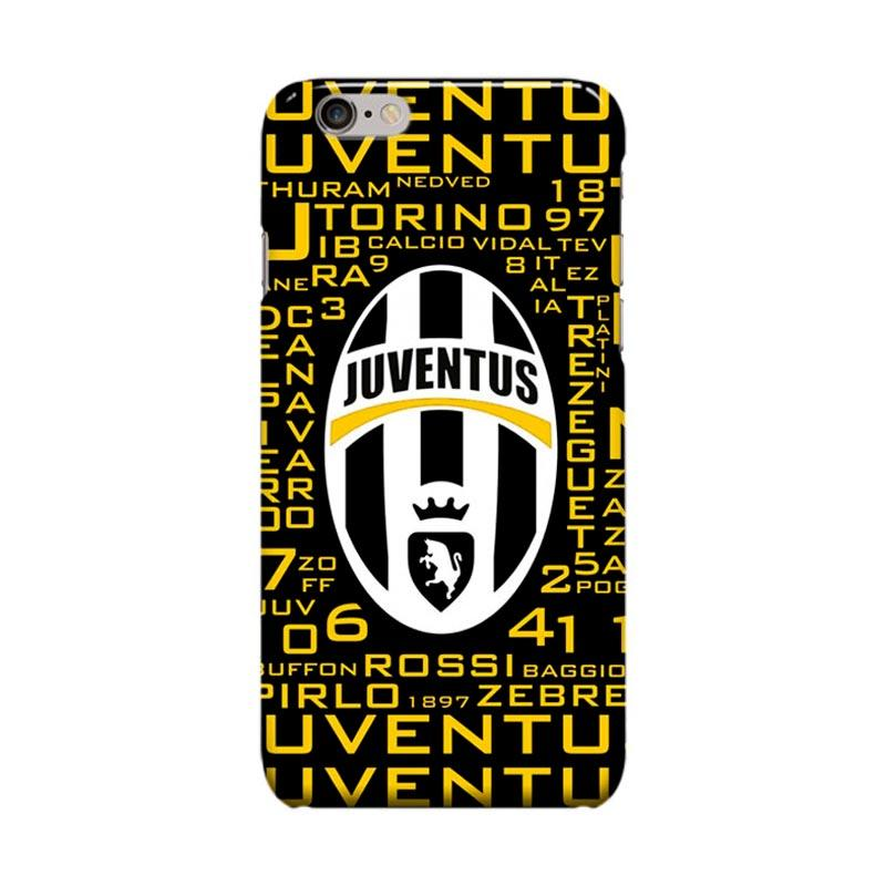 Indocustomcase AC Milan FC ACM04 Cover Casing for Apple iPhone 6 Plus or 6S Plus