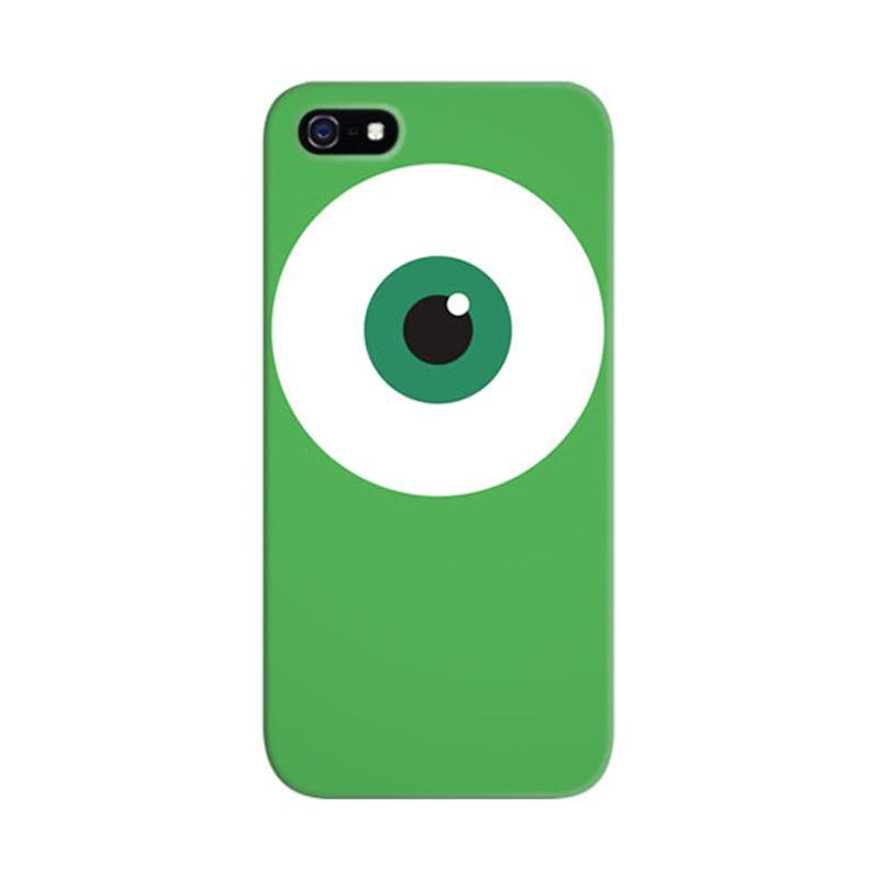 Indocustomcase Art Mike Custom Cover Hardcase Casing for Apple iPhone 5/5S/SE