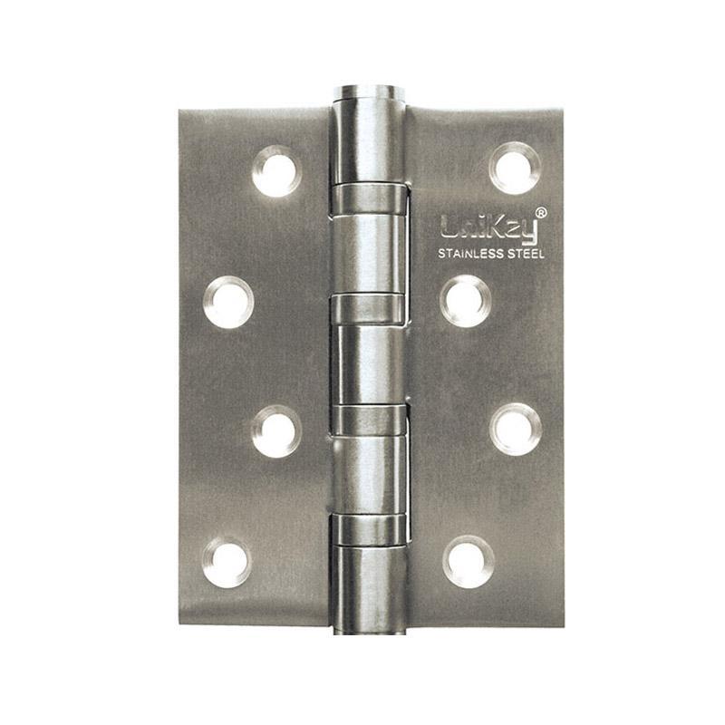 harga UniKey EKP113 4BB Engsel Pintu Stainless Steel - Silver [4 x 3 x 3 mm] Blibli.com