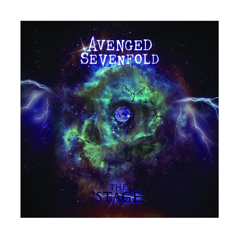 Universal Music Indonesia Avenged Sevenfold The Stage CD Musik