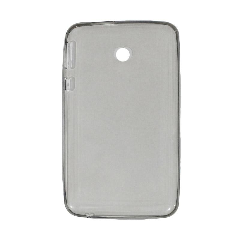 VR UltraThin Silicone Jellycase Softcase Casing for Asus Fonepad FE170CG Ukuran 7.0 Inch - Black