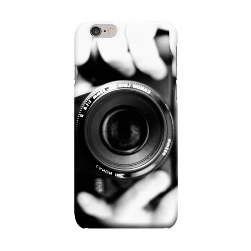 Indocustomcase Camera Canon Casing for Apple iPhone 6 Plus or iPhone 6S Plus