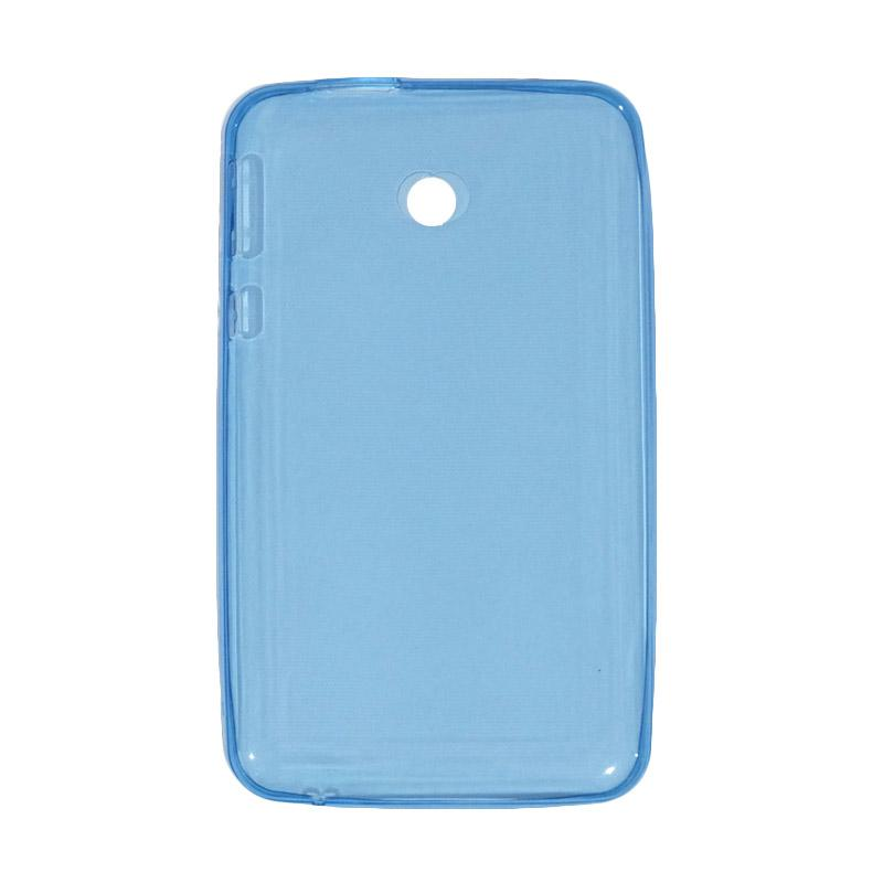VR UltraThin Silicone Jellycase Softcase Casing for Asus Fonepad FE170CG Ukuran 7.0 Inch - Blue