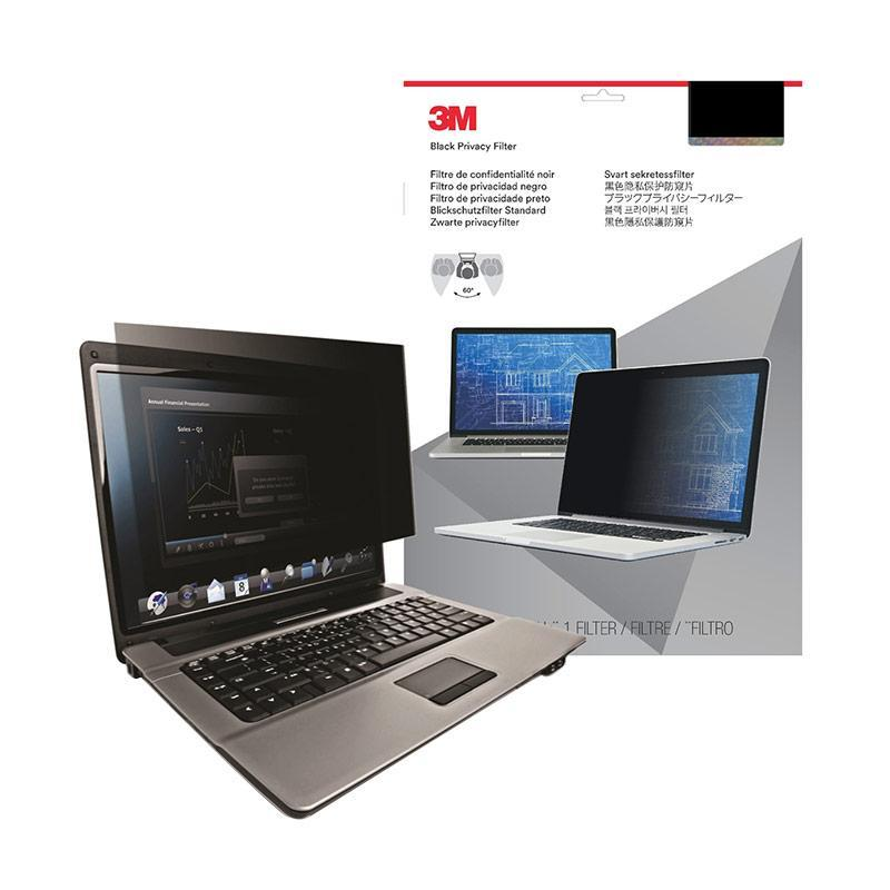 harga 3M PF14.0W9B Privacy Filter Anti Spy Screen Protector for Laptop Acer Aspire 4333 or Fit to 14 Inch Blibli.com