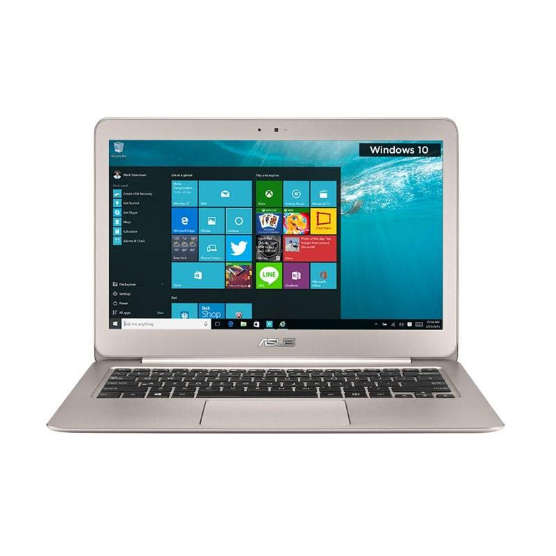 "Asus Zenbook UX305CA Signature Edition Notebook [M3-6Y30/8GB/512GB SSD/W10/13.3""IPS FHD/Slim/HD+IR Camera]"