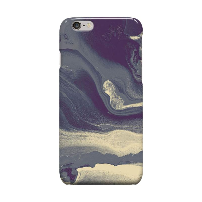 Indocustomcase Tarz Marble Cover Casing for Apple iPhone 6 Plus or 6S Plus