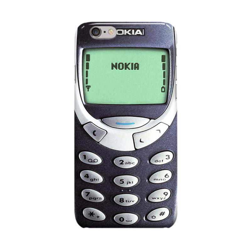 harga Indocustomcase Nokia Old Handphone Casing for Apple iPhone 6 Plus or 6S Plus Blibli.com