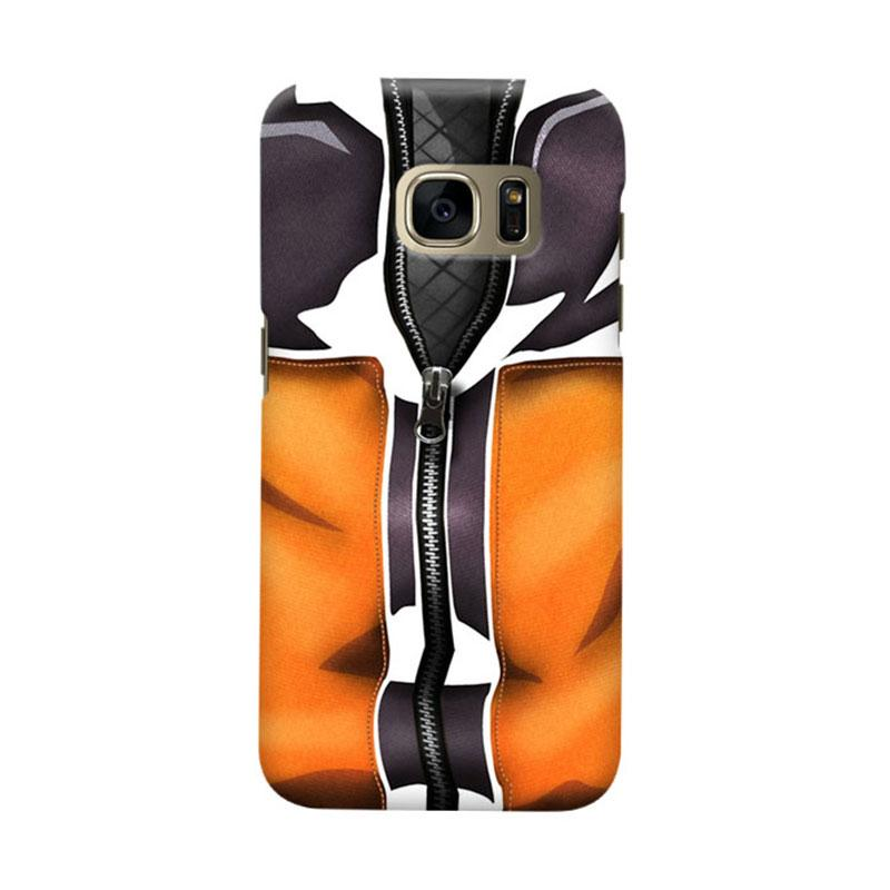 Indocustomcase Anime Naruto Character N03 Cover Casing for Samsung Galaxy S7