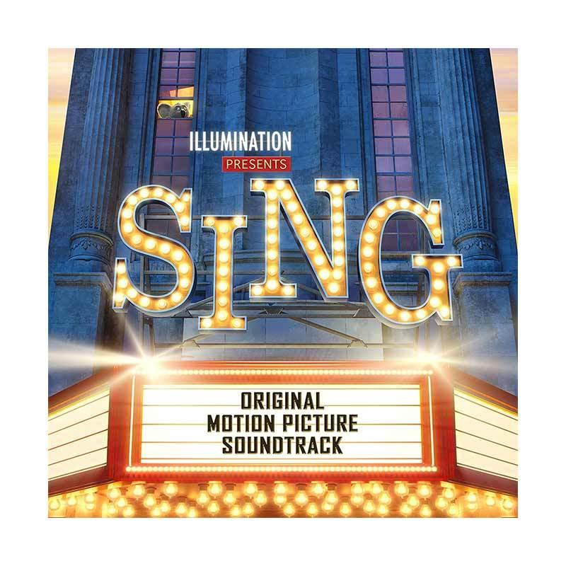 Universal Music Indonesia Various Artist - Ost Sing CD Musik