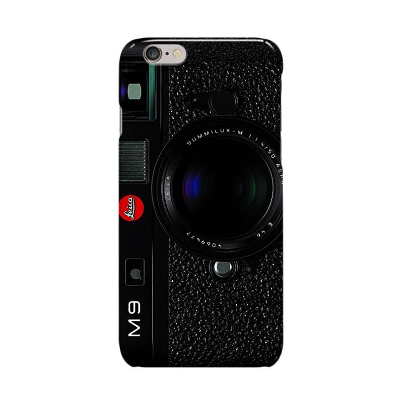 Indocustomcase Camera Leica M9 Casing for Apple iPhone 6 Plus or iPhone 6S Plus