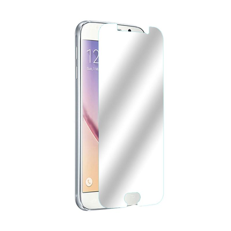 Kimi Mirror Anti Gores Screen Protector for Samsung Galaxy S6 Flat [Strong Guard Pro]