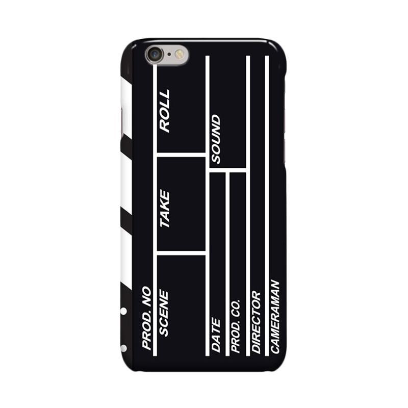 Indocustomcase Clipper Film Cover Casing for Apple iPhone 6 Plus or 6S Plus